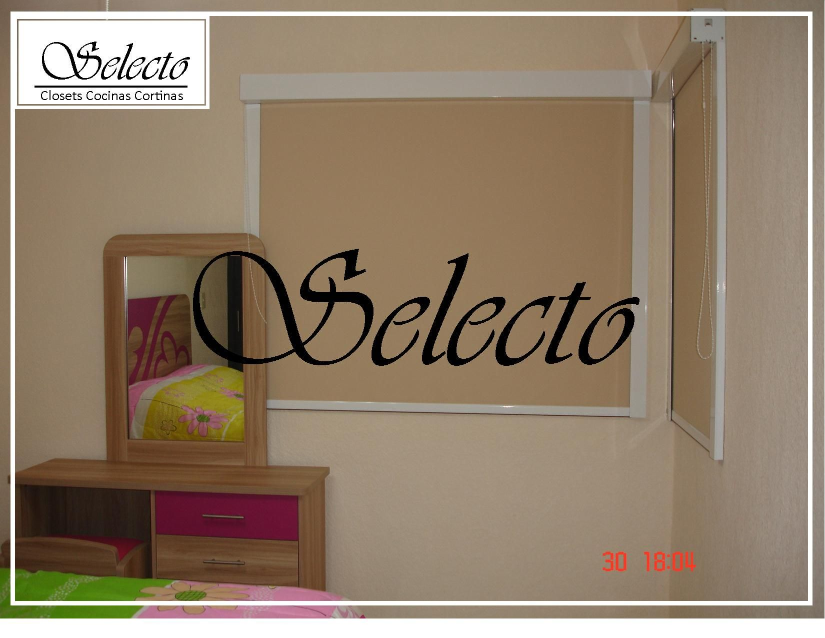 Closets Cocinas Cortinas Persianas Mirage Selecto Cancun  # Muebles Dentales Selecto