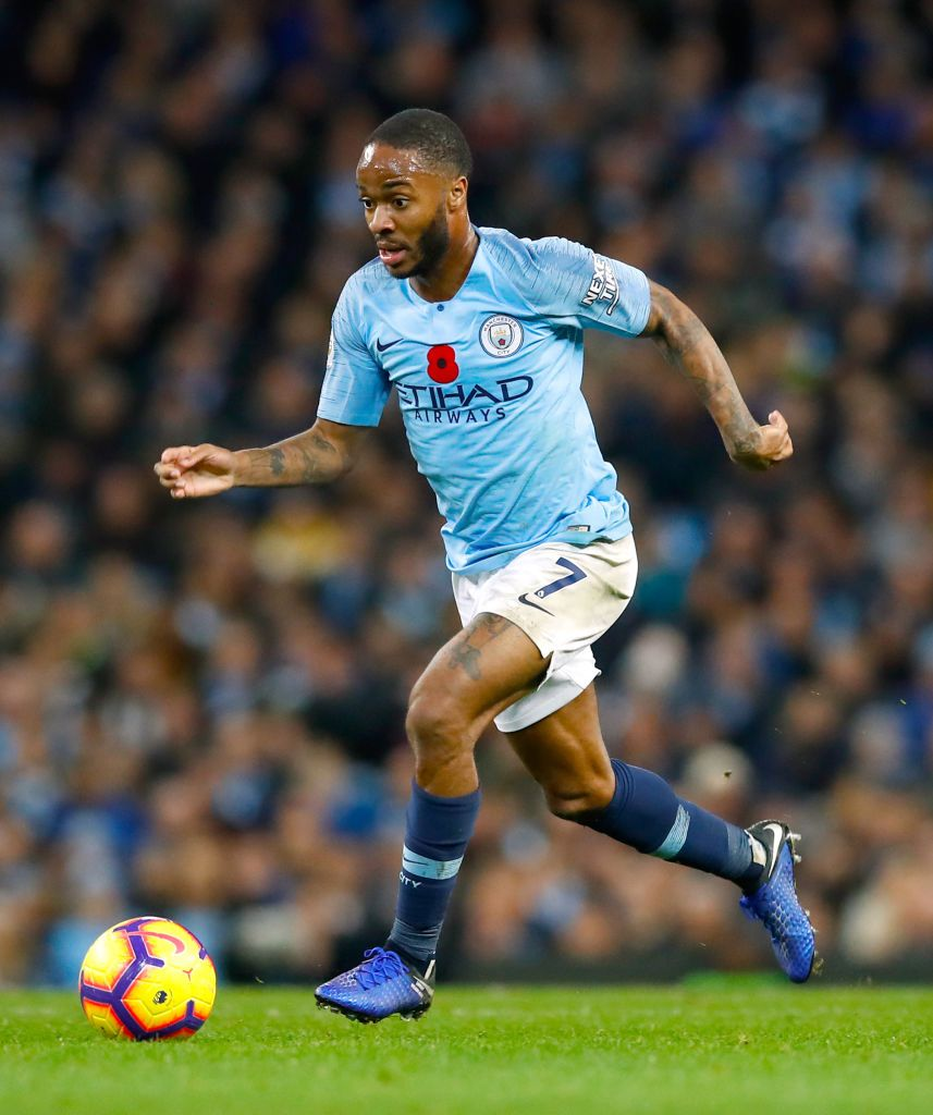 Manchester City S Raheem Sterling Manchester City Sterling Manchester City Raheem Sterling