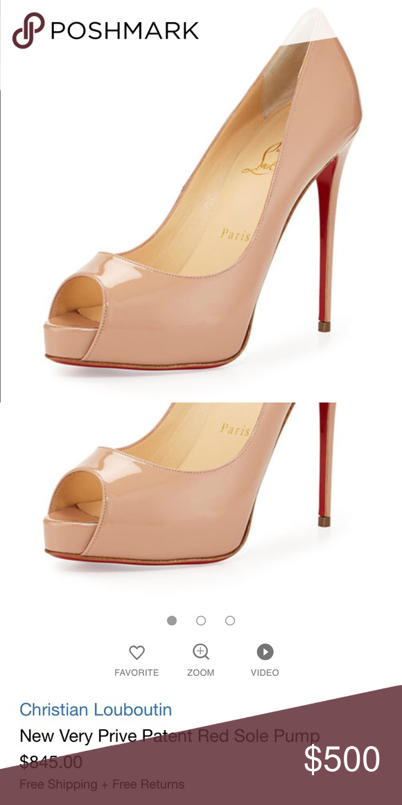 e4a18f697c7 Women Shoes Heels · Christian Louboutin red sole pump 100% authentic. Used.  But I m good