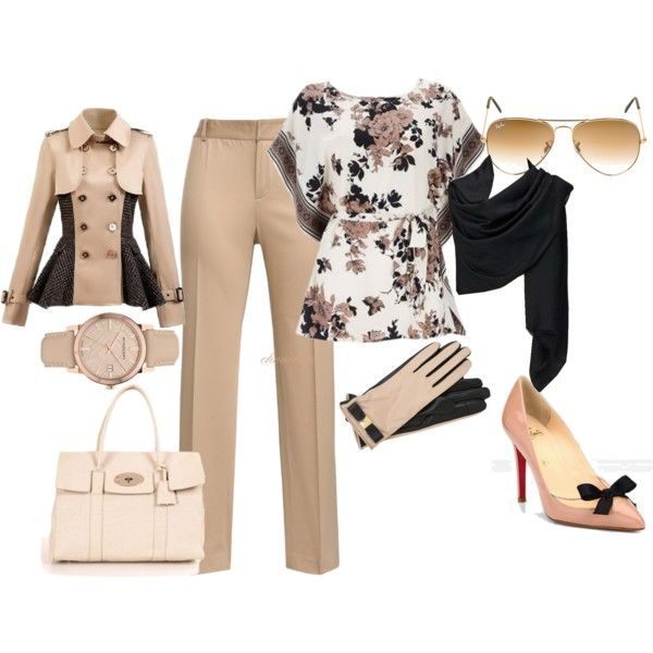 """""""work outfit"""" by chouchou-luppe on Polyvore"""