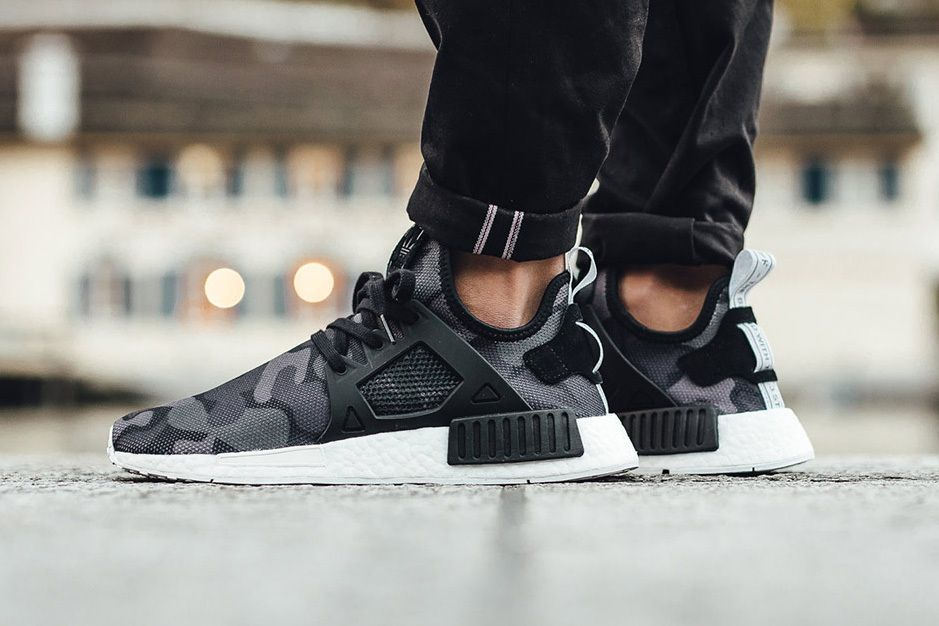 new concept c7fe6 c22b1 An On-Foot Look at the Upcoming adidas NMD XR1