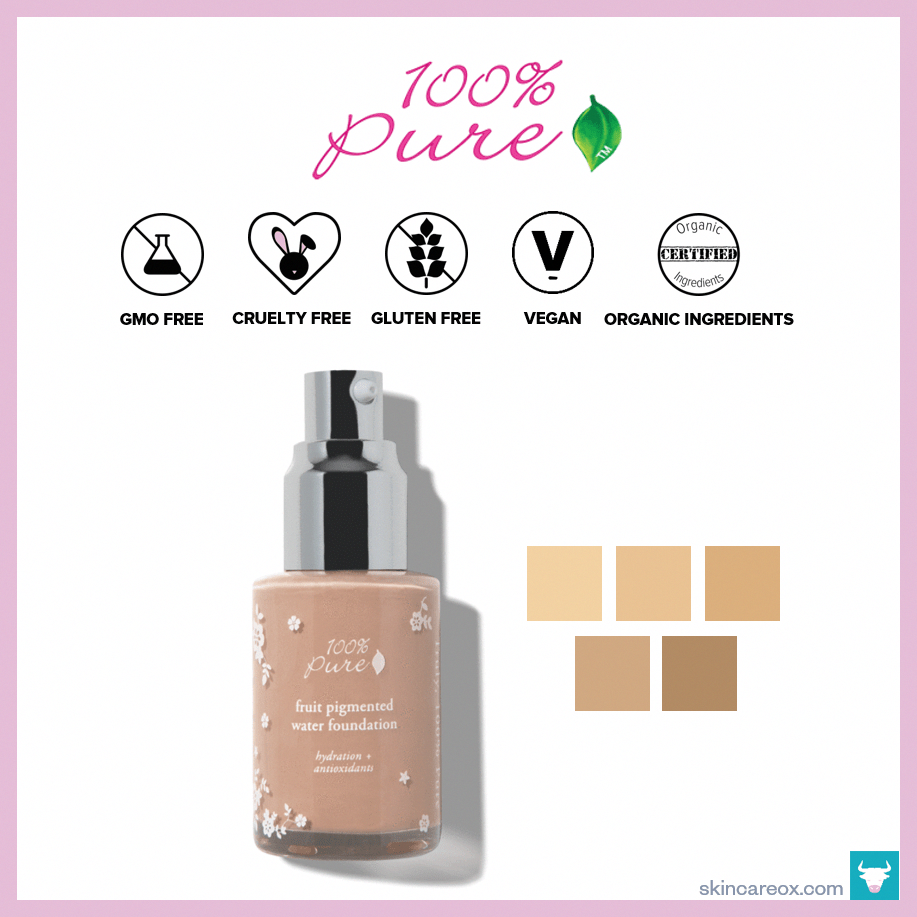 The Ultimate List of the Best Natural & Organic Makeup Brands - Skin Care Ox #organicmakeup