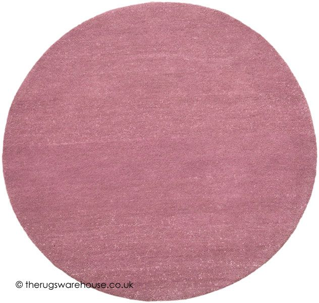 Comfort Lavender Circle Rug Home Rugs Round