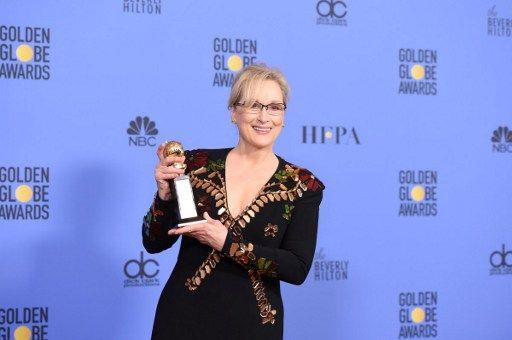 #world #news  CNN: Meryl Streep gets political in Golden Globes acceptance speech  #freeSuschenko #FreeUkraine