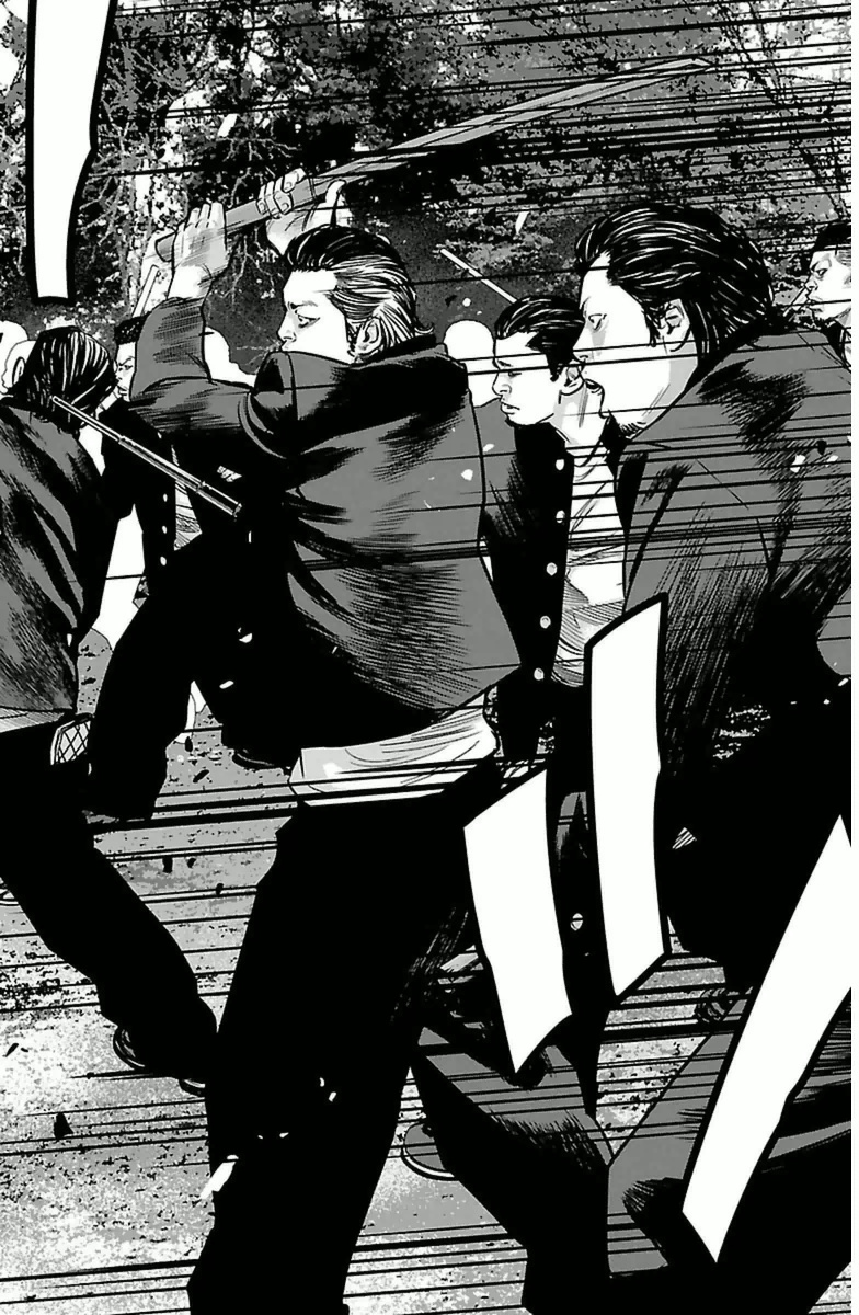 Crows zero mangá Japanese punk, Witcher art, Crow