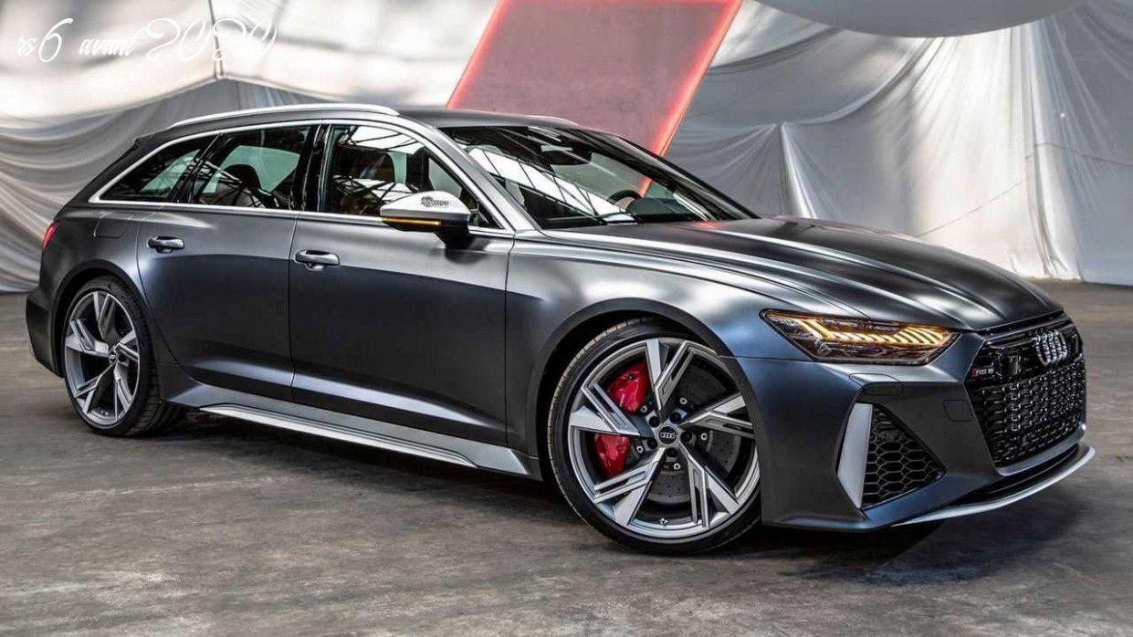 Rs6 Avant 2020 In 2020 Audi Rs6 Audi Wagon Audi Rs6 Wagon