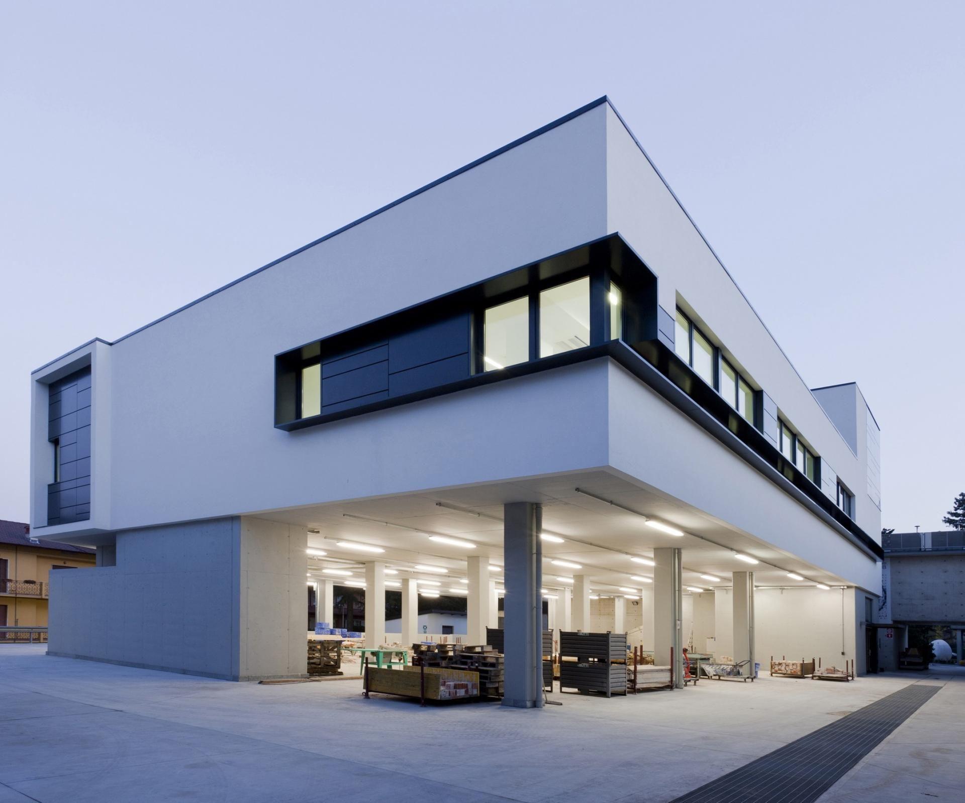 SEB 12 by BREMBILLA+FORCELLA architetti