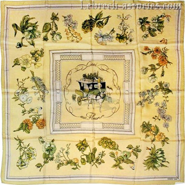 PHOTOS HERE | HSCI Hermes Scarf Photo Catalogue