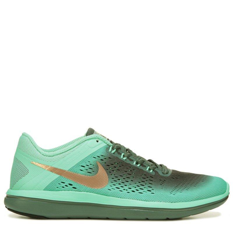 asignación Hablar con espacio  Nike Women's Flex 2016 RN Shield Running Shoes (Mint/Grey)   Running shoes,  Running shoes fashion, Shoes
