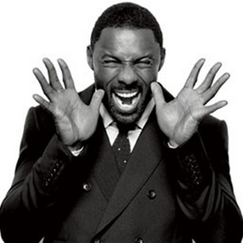 Idris Elba For James Bond Idris Elba Elba Black Is Beautiful