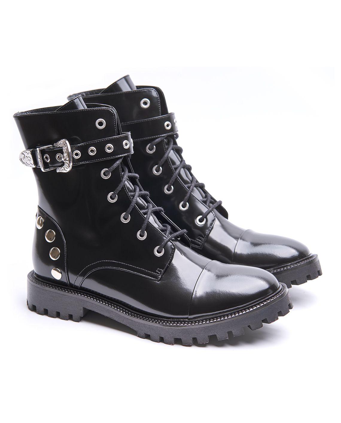 b2aa7e8be47 Western Buckle Boots | топай | Buckle boots, Boots, Lace up ankle boots