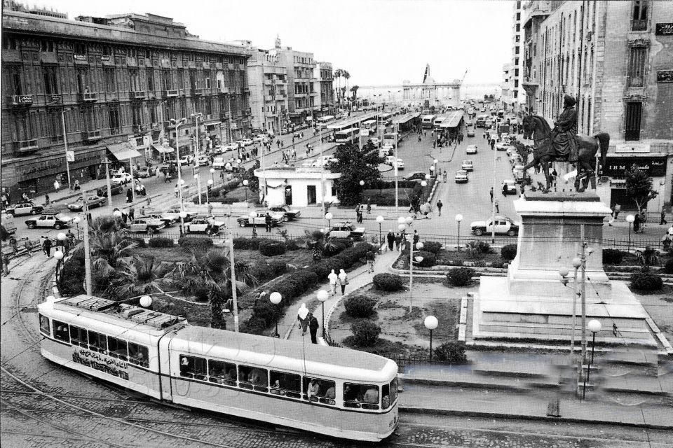 Mohamed Ali Square Alexandria 100 Years Ago Alexandria Egypt Ancient Alexandria Life In Egypt