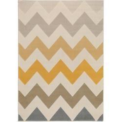 benuta Trends Kurzflor Teppich Dessert Gelb 160x230 cm - Moderner Teppich für Wohnzimmerbenuta.de #bedroom decor diy storage Reduzierte Kurzflorteppiche