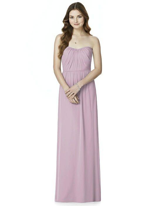 2f648ddcb5a Bella Bridesmaids Dress BB101
