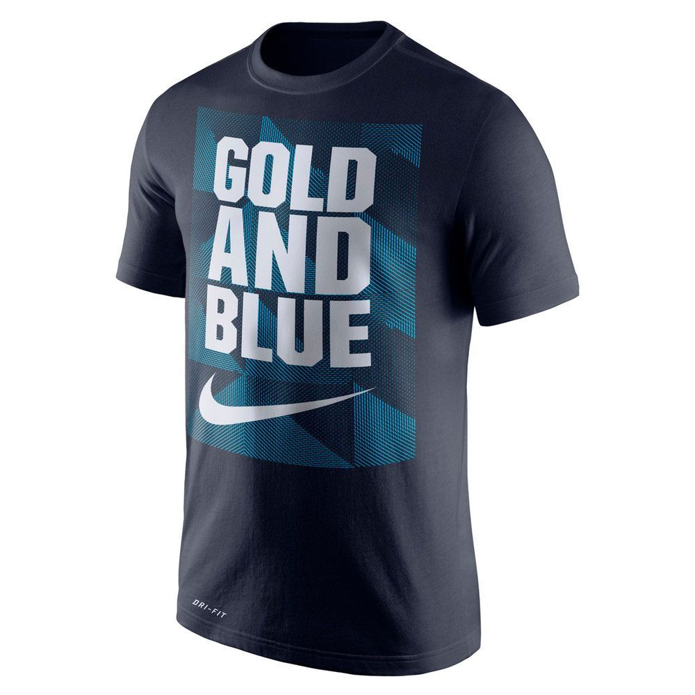 8cb43fcb9a6 Men's Nike West Virginia Mountaineers Legend Franchise Tee, Blue (Navy)