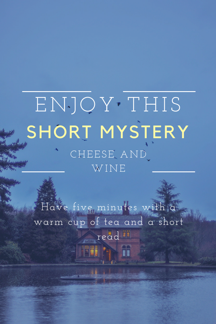 Have five minutes with a cup of tea and enjoy this short exciting mystery! #amwriting #author #shortstory #mystery #writing