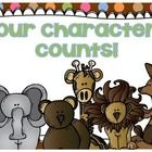 I'm excited to use stuffed animals to promote positive character in my classroom this year! I plan to add this poster above my Character Critters p...