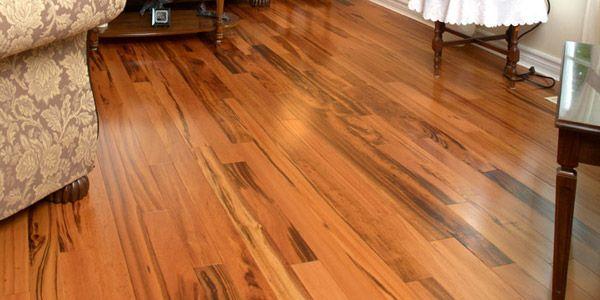Tigerwood Hardwood Flooring Engineered Timber Flooring Engineered Flooring Tigerwood Flooring