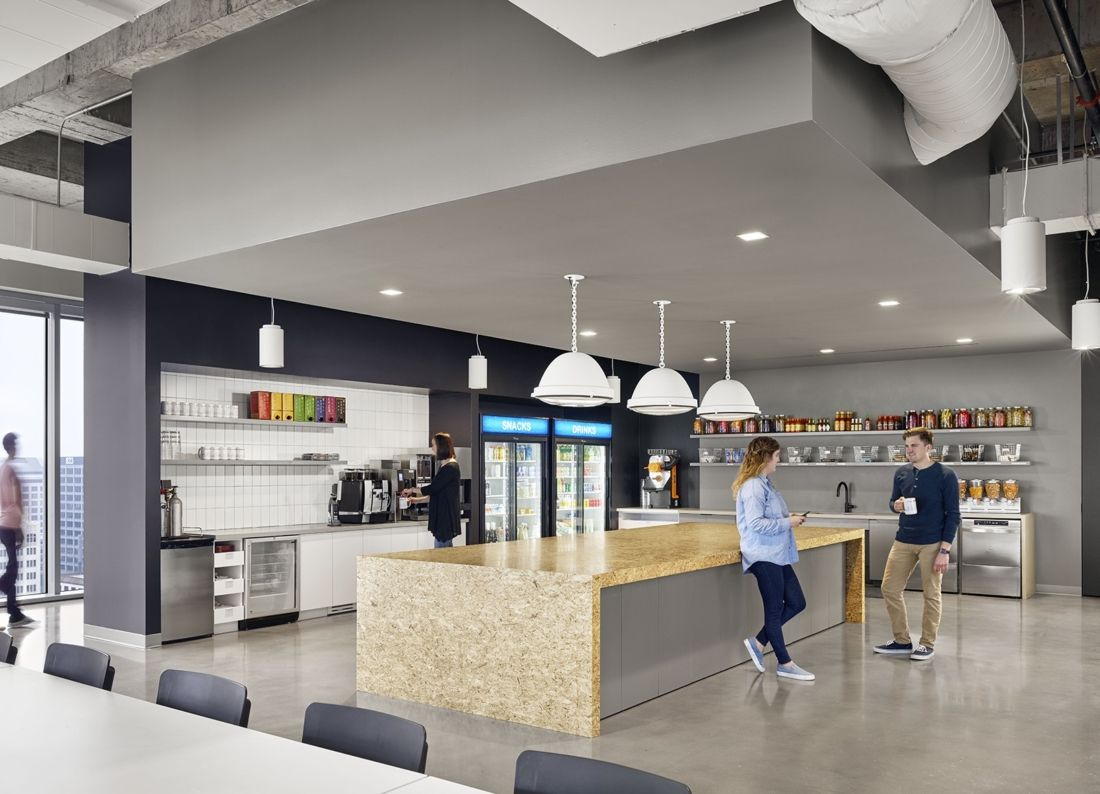 A Tour of Indeed's Austin Office Expansion