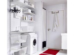 Je veux une buanderie   Salle de bains, Salle et Espaces minuscules