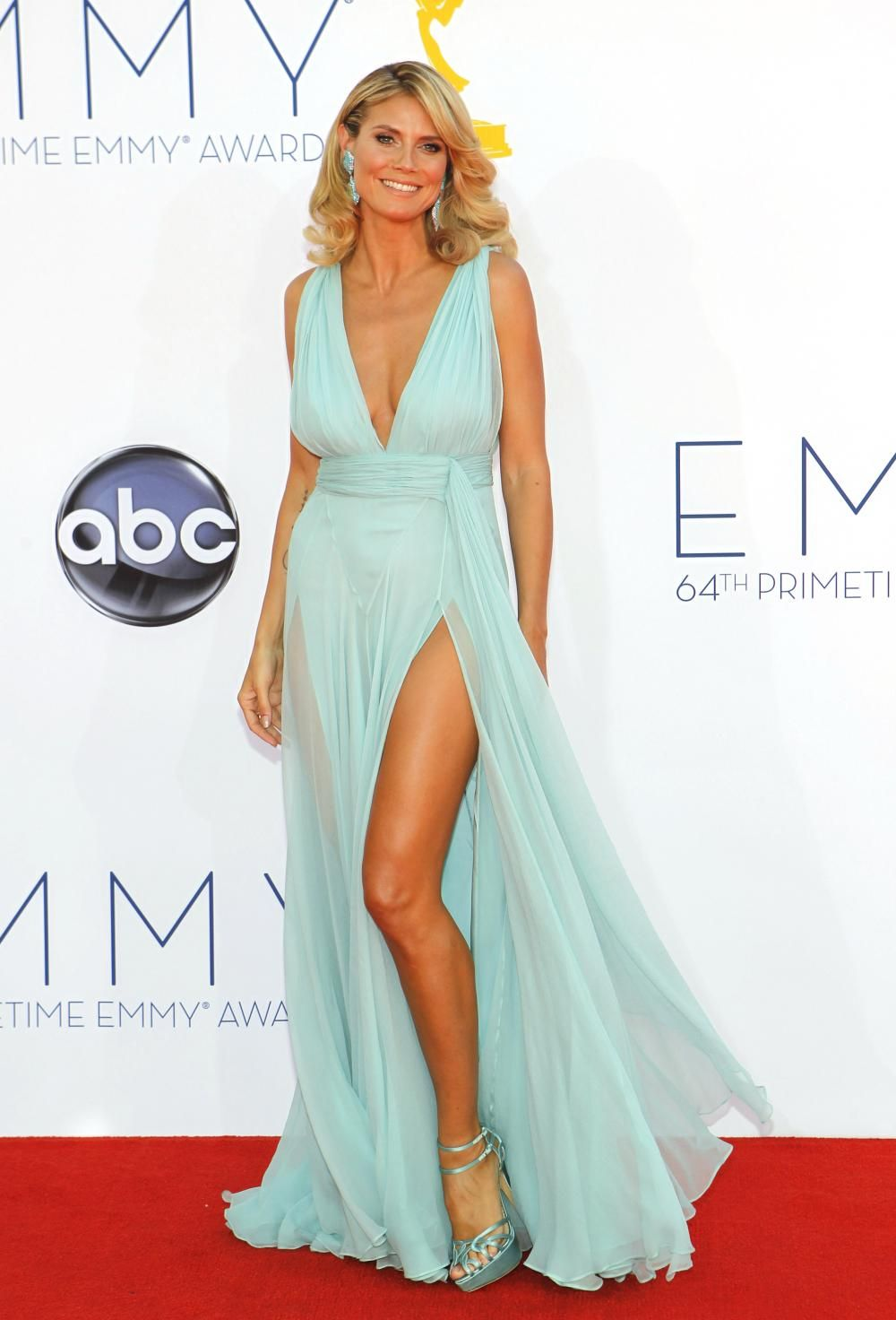 Emmy Awards 2012 Red Carpet Best Dressed: The Hits And Misses ...