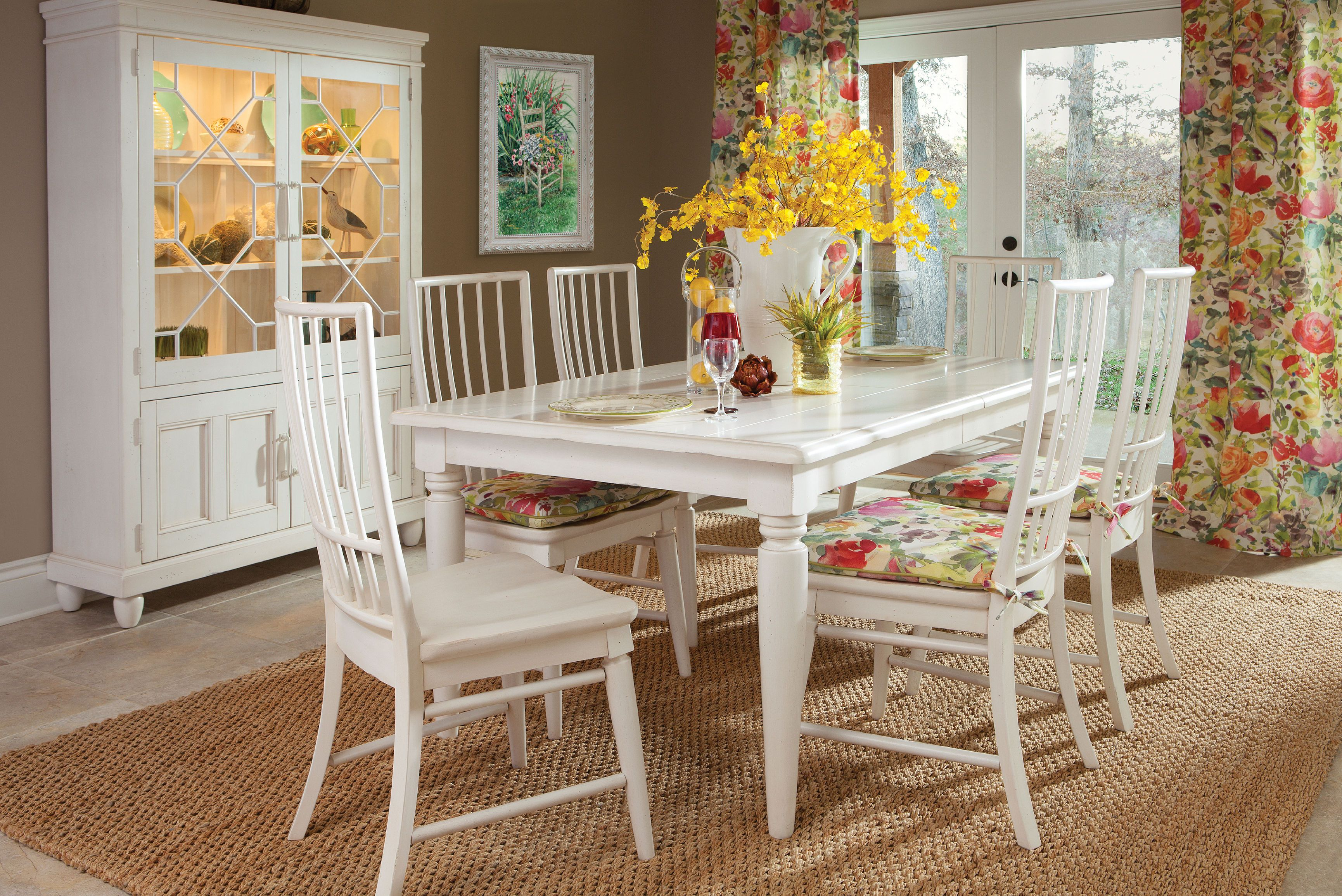 Carolina Preserves Dining Room Chair 424900 Drc  Klaussner Mesmerizing Klaussner Dining Room Furniture Inspiration