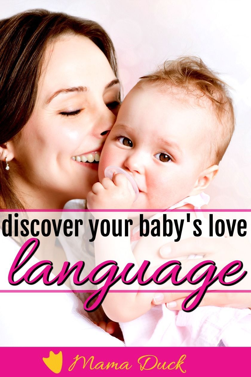 9 ways to love your baby better using baby love language