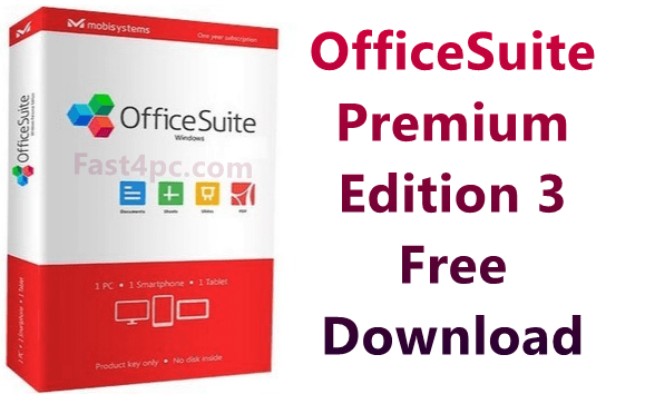 Download OfficeSuite Premium Edition 3 Free Download | Free ...