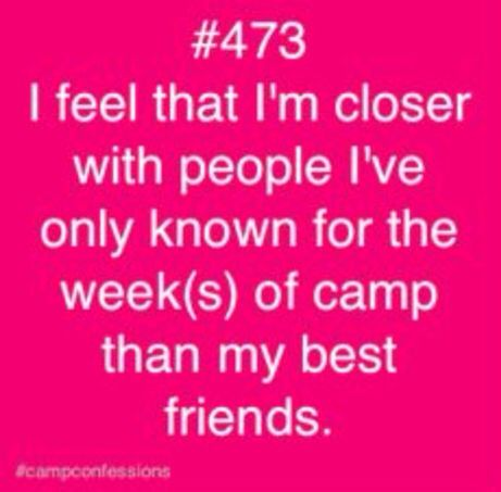 Camp friends quotes | Summer camp | Camping humor, Camp quotes