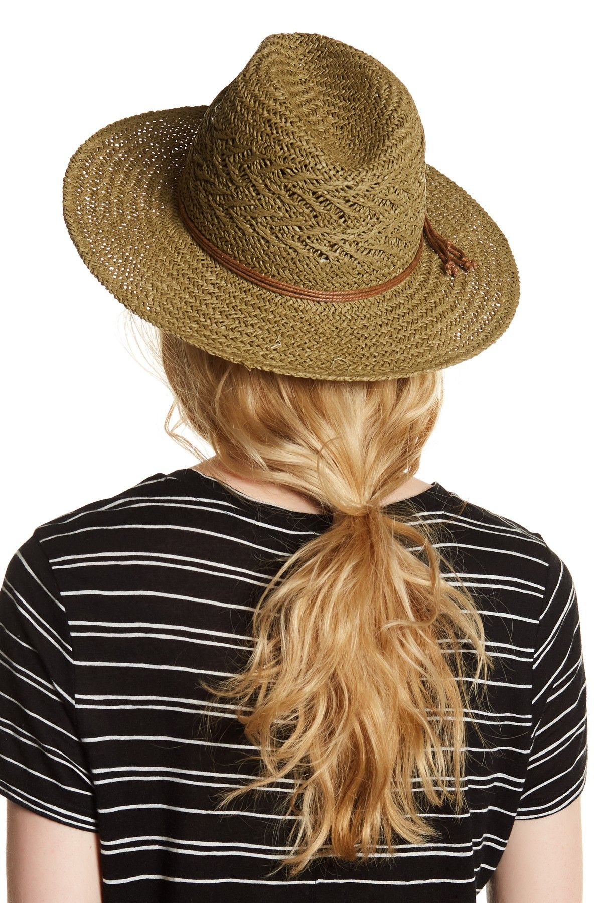 August Hat - Rustic Wave Fedora is now 48% off. Free Shipping on orders over $100.