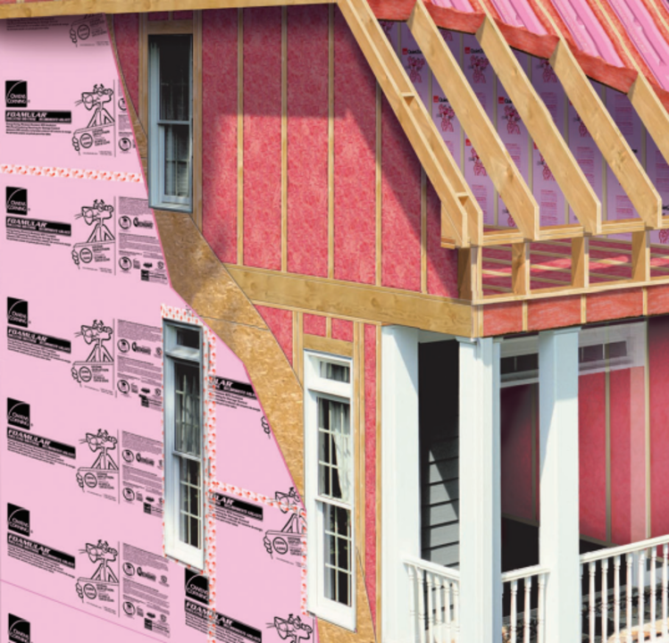 Wall Systems Residentialcomplete From Owens Corning Wall