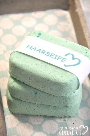 "Photo of Express ""hair soap"". Without a long wait. Shampoo bar."