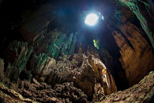El sótano de las golondrinas, San Luis Potosí