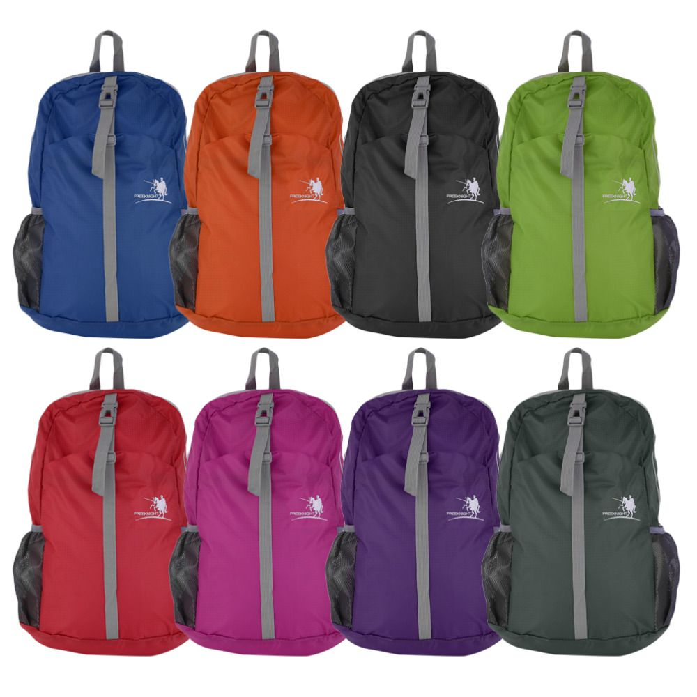 4dfc3f73a66c Outdoor Sports Hiking Waterproof Foldable Nylon Backpack Daypack Rucksack  30L free shipping Well Sell