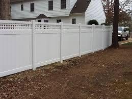 Veranda Pvc Fence Composite Decking Veranda Composite Fence Panels Pvc Fence Fence Fence Decor