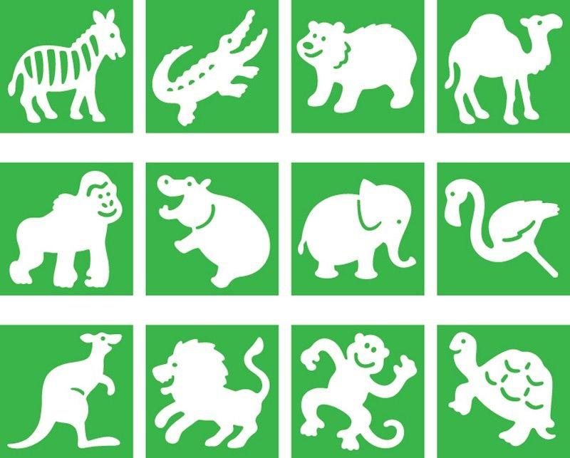 animal stencils