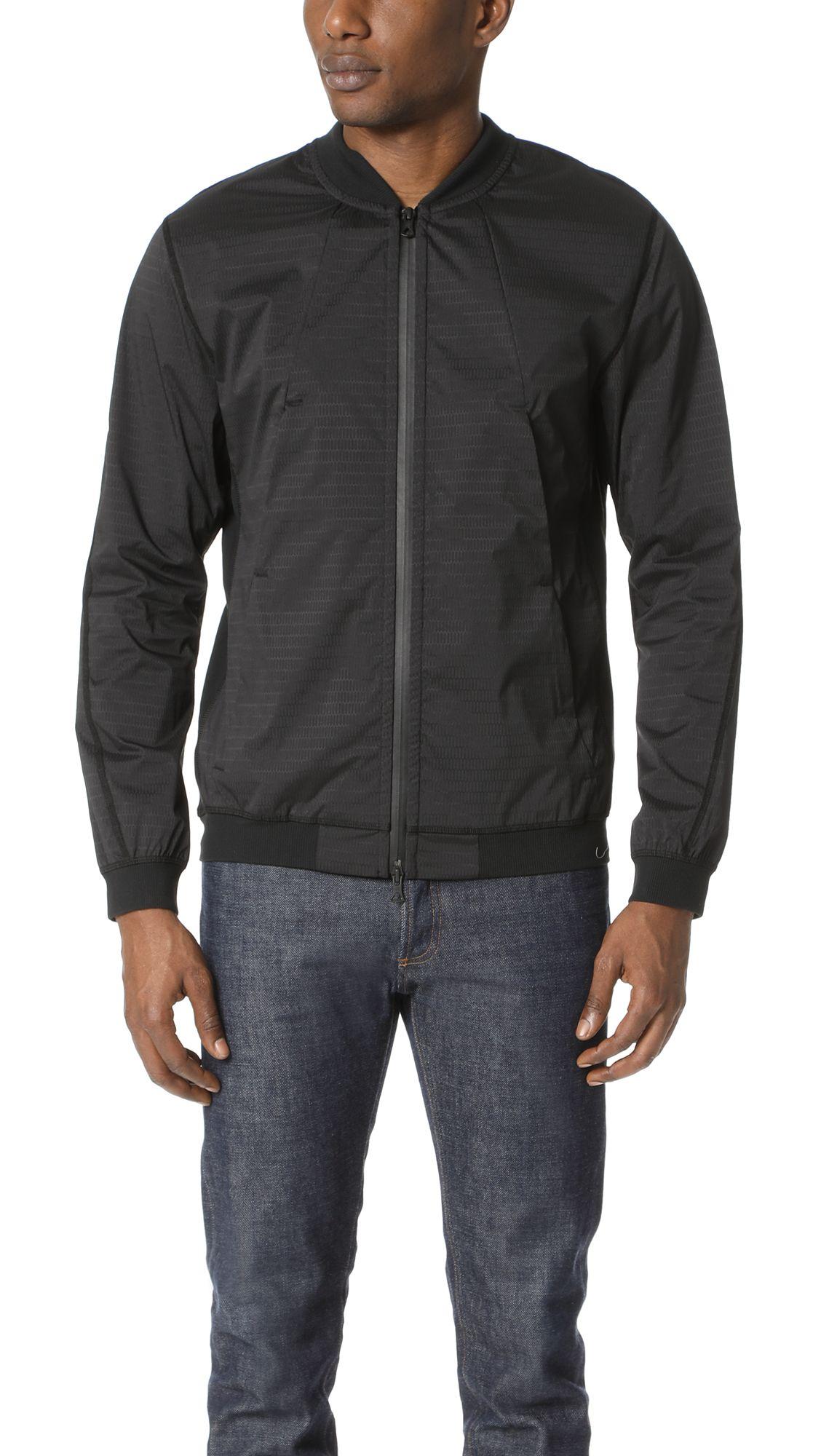 REIGNING CHAMP Honeycomb Bomber Jacket.  reigningchamp  cloth  jacket 93e6d7779