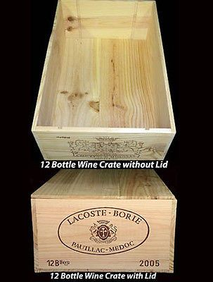 Shop By Category Ebay Wine Crate Wine Box Crates
