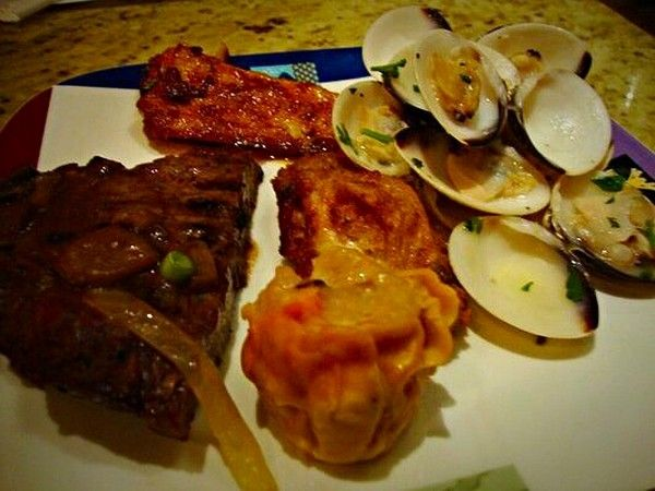 Eating in Las Vegas: Top 4 Buffet Restaurants