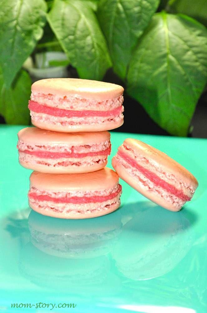 baka macarons recept