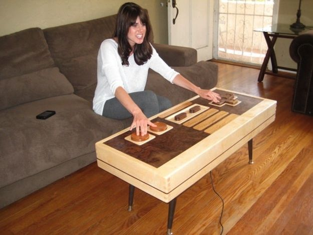 This Nintendo controller table that actually WORKS.