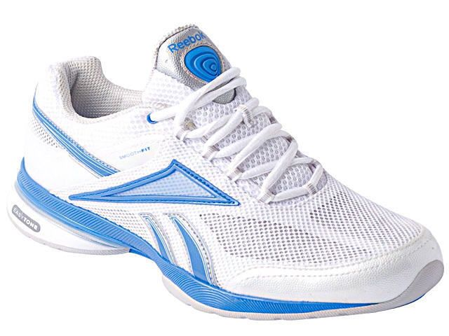 wholesale dealer f670f 2a6ef Reebok 150235 Easytone Reenew Sportschuhe Schuhe weià blau ...