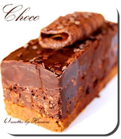 Recette gateau craquelin au chocolat