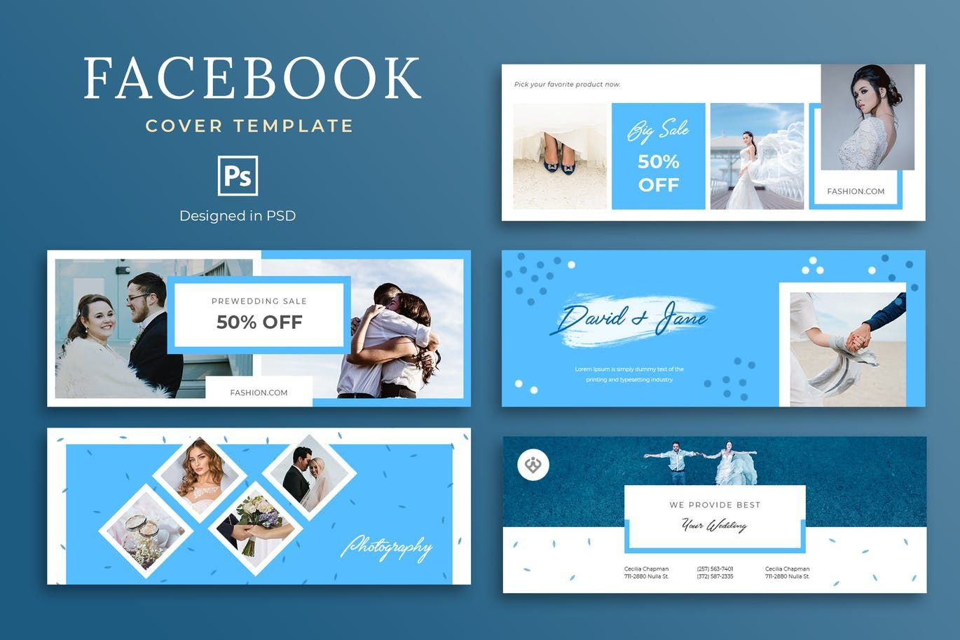 Wedding Facebook Cover Template Psd In 2020 Facebook Cover Template Facebook Cover Cover Template