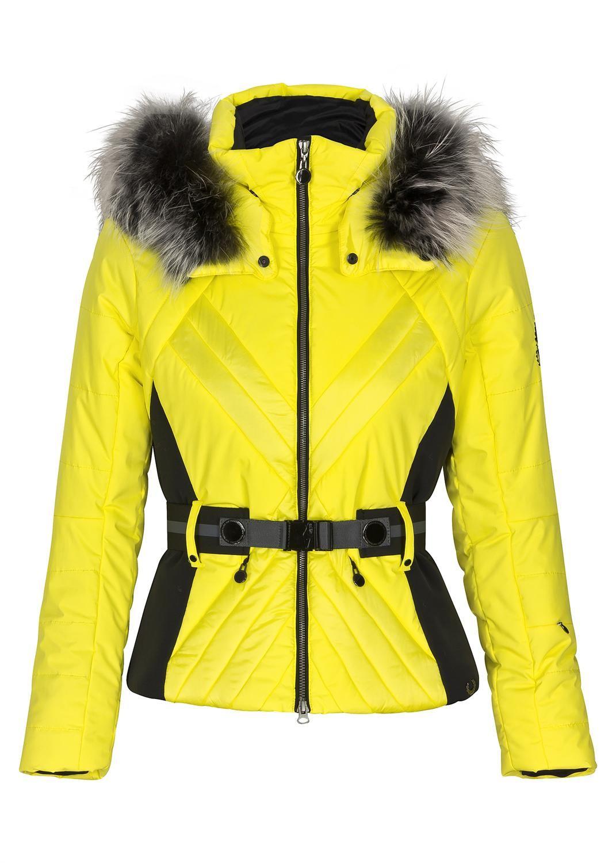 SPORTALM MATCH Dames Skijas geel online kopen | De Skihut