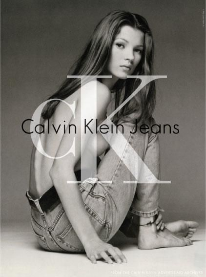 reasonably priced uk store wholesale sales Calvin Klein Jeans Ads: From Brooke Shields to Kendall ...