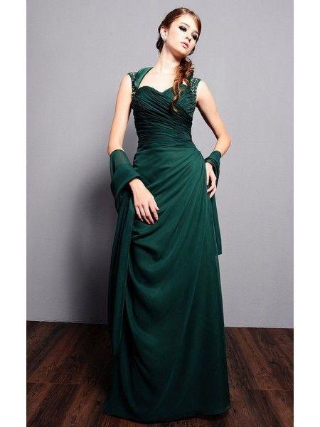 longhems.com long green dresses (05) #longdresses | Dresses ...
