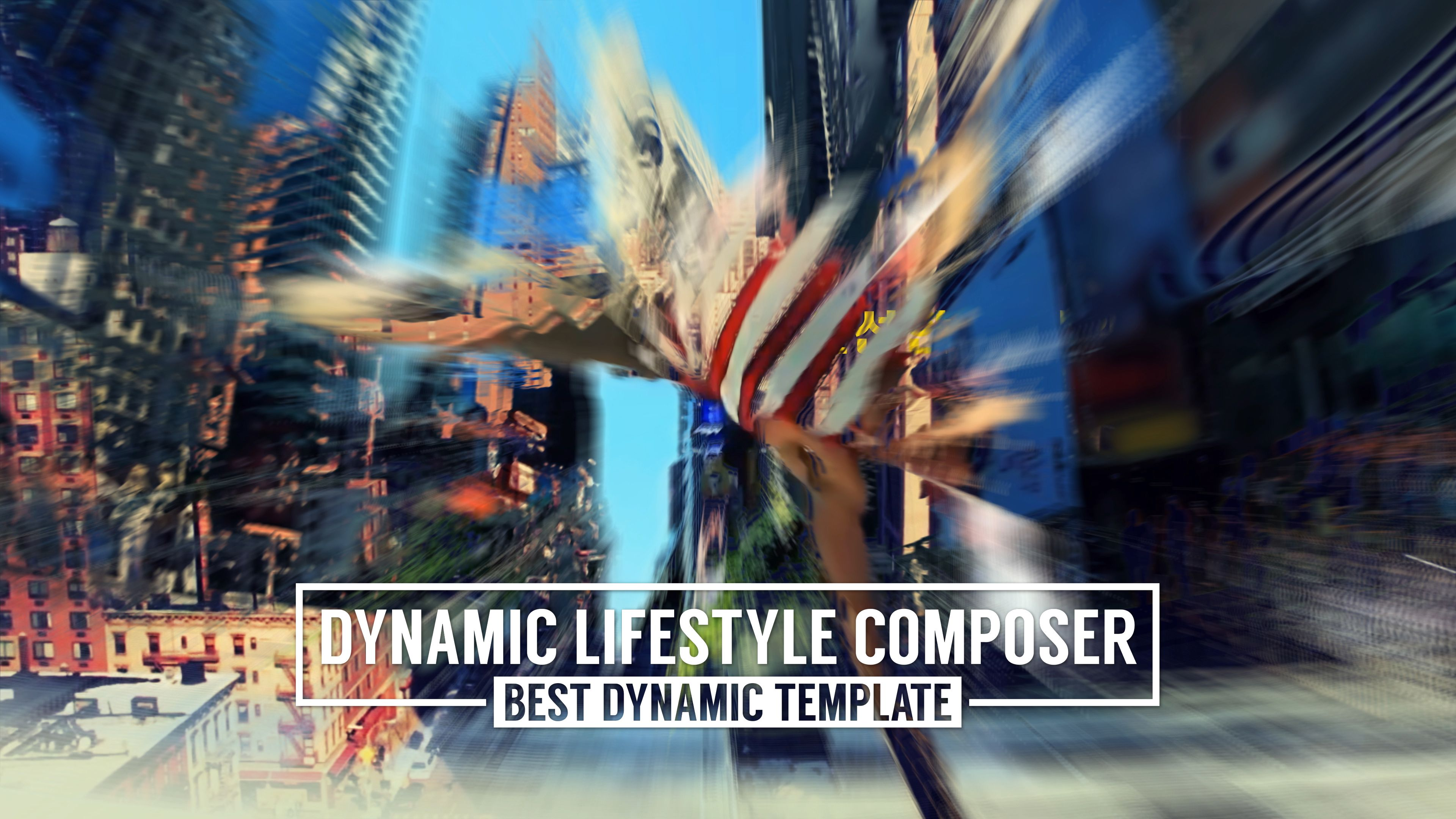 """Check out this Behance project """"Dynamic Lifestyle"""