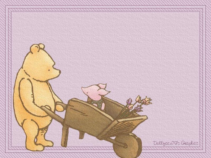 Classic pooh desktop wallpaper pets animals pinterest classic pooh desktop wallpaper voltagebd Image collections