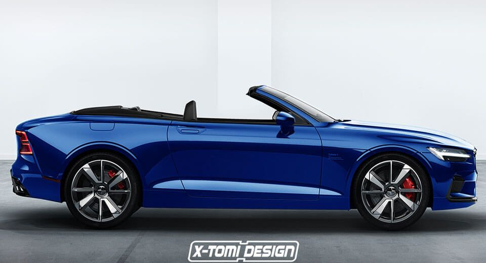 Polestar 1 Would Make A Sweet Convertible